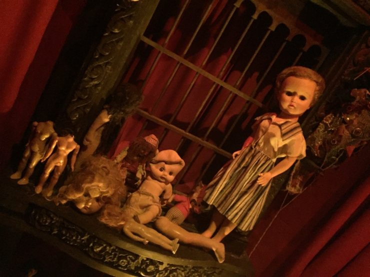 hhnhollywood2017ak 5 - Halloween Horror Nights Hollywood - A Review of the Haunted Attractions!
