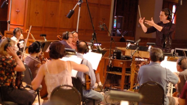 jasongravesconducting - Interview: Jason Graves on Composing Music for Friday the 13th: The Game