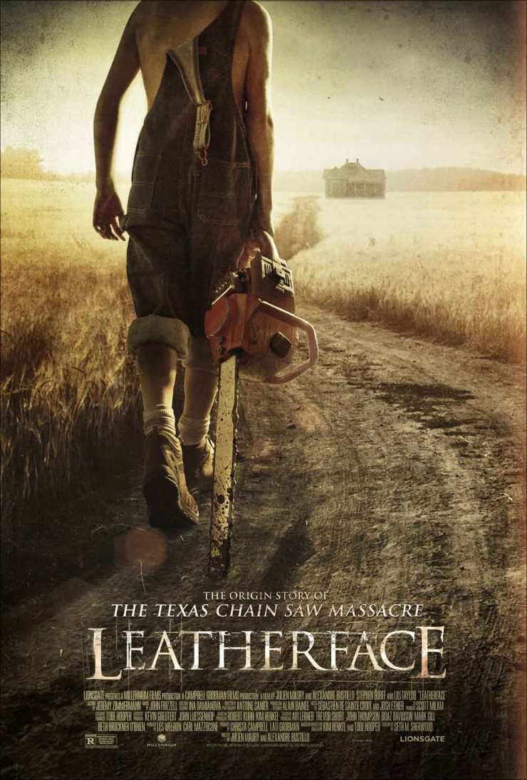 leatherface - Exclusive: Julien Maury Talks Leatherface