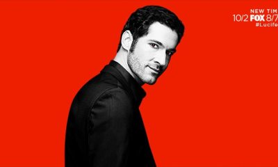lucifer s3 newtime - Lucifer Cast Members Give Us a First Look at Season 3