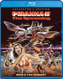 piranha 2 blu ray 239x300 - There Be Drops of Blood in Oscar Gold: Three Winners Who Started in Horror