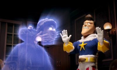 supermansion halloween special lake bell keegan michael key 600x338 - Crackle's SuperMansion Gets Dragged to Halloween - Exclusive Clip