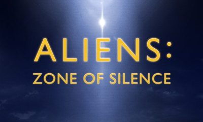 Aliens Zone of Silence Poster s - Horror/Sci-Fi Thriller Aliens: Zone of Silence Heading to VOD/DVD Next Week