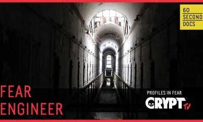 Fear Engineerbanner - Exclusive: Crypt TV and 60 Second Docs Team Up For Mini Horror Documentaries and You Can Watch the First Episode Here!