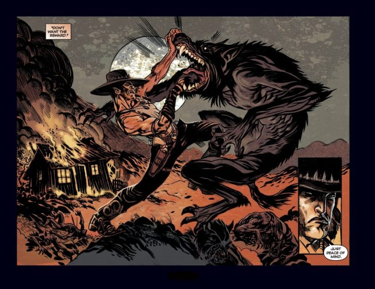 High Moon Page5 - Exclusive: Preview Pages From the Werewolf Western Comic High Moon