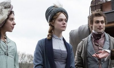 Mary Shelley - IFC Picks Up Mary Shelley Starring Elle Fanning and Maisie Williams