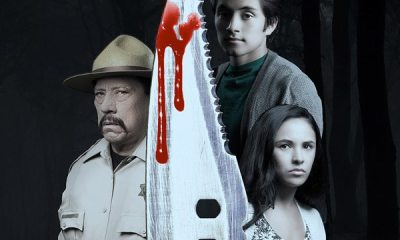 Murder in the Woods Poster s - Danny Trejo Warns Us of Murder in the Woods