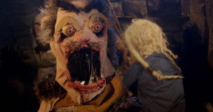 frankandzed 5 - Exclusive: Check Out the All-Puppet Horror Movie Frank & Zed With These Spooky Stills