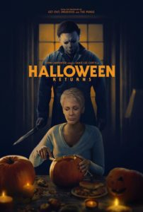"""halloween fan art 202x300 - Jamie Lee Curtis Says Blumhouse Halloween Will Make Us """"Very Happy and VERY Scared"""""""