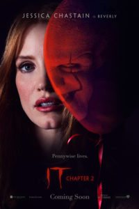 it  chapter 2  2019    jessica chastain poster by netoribeiro89 dbnyg98 200x300 - Chastain Teases McAvoy About IT: Chapter 2