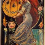 victorian halloween12 - Trick-or-Sweetheart: Halloween Was Oddly Romantic in Victorian Times