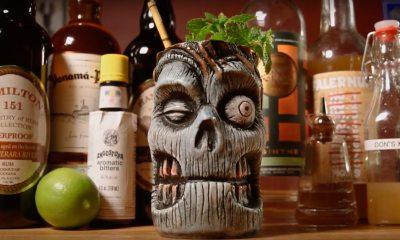 zombiecocktail - Learn the History of the Classic Tiki Drink The Zombie