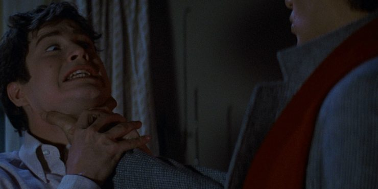 Fright Night 1985 Charley and Jerry Dandrige  - Fearsome Facts: 8 Things You Didn't Know About Fright Night (1985)