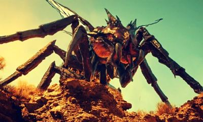 It Came from the Desert ant 1 - It Came from the Desert (FrightFest Halloween 2017)