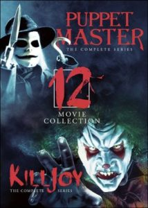 Killjoy Puppet Master Complete Collections 214x300 - DVD and Blu-ray Releases: November 14, 2017