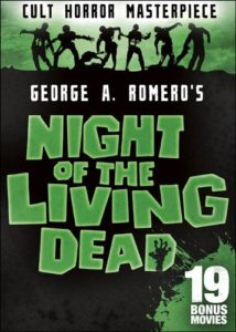 Night of the Living Dead Collection 214x300 - DVD and Blu-ray Releases: November 14, 2017