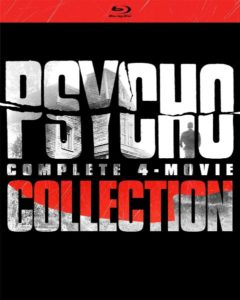 Psycho Complete 4 Movie Collection 240x300 - DVD and Blu-ray Releases: November 14, 2017