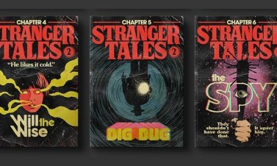 StrangerThingsPaperbacksFI - Butcher Billy Turns Stranger Things 2 Eps. Into Paperback Horror Novels