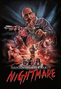 Teenage Slumber Party Nightmare 2014 207x300 - DVD and Blu-ray Releases: November 21, 2017