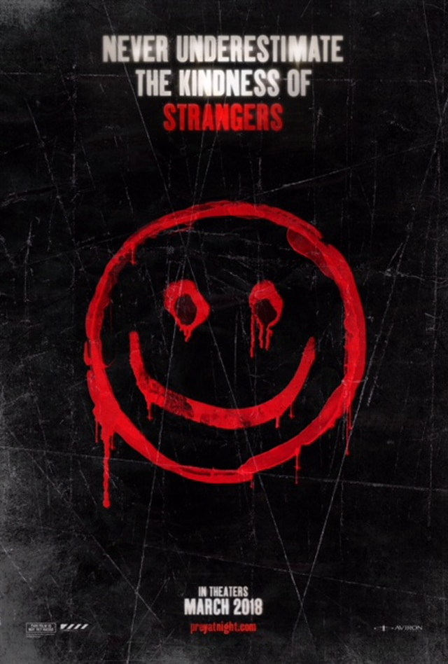 TheStrangers Teaser One Sheet rgb 1 - The Strangers: Prey at Night Official Site is Live and Waiting