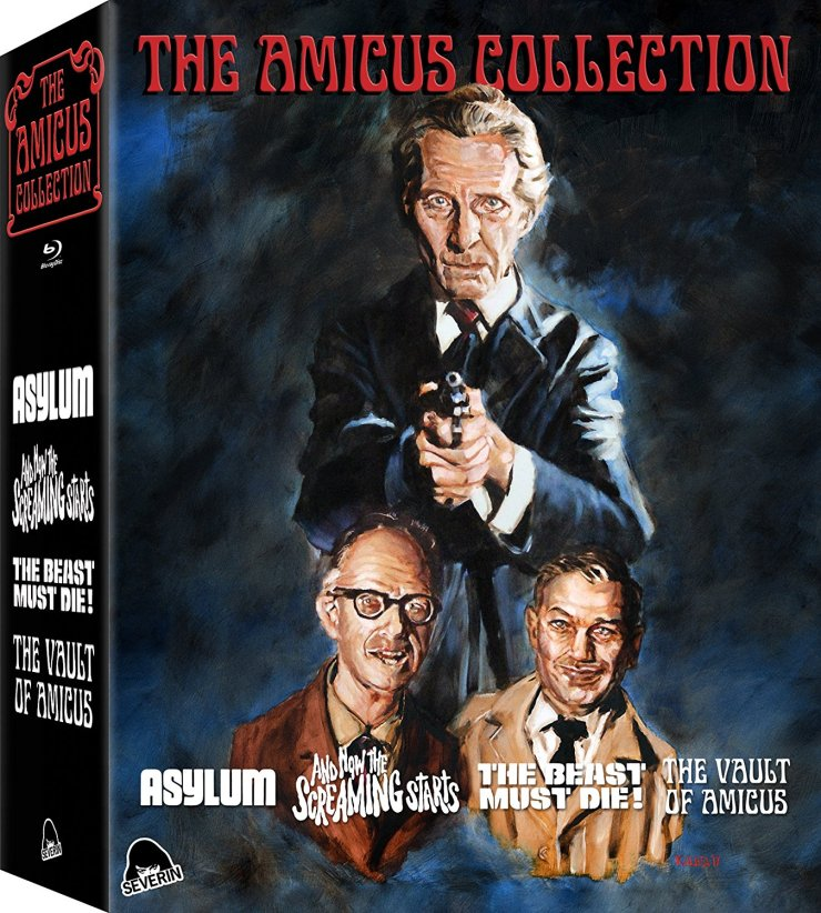 amicus collection - The Amicus Collection Coming to Home Video