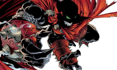 spawnbanner - Todd McFarlane Praises Steven Spielberg For Spawn's Cameo In Ready Player One