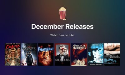 tubi dec horror - Tubi TV Terrors – December 2017