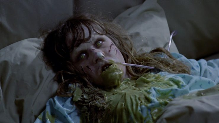 Exorcist - 10 Truly Wacky Xmas Facts, Happenings and Traditions