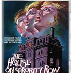 House Sorority Row Blu ray 04 - The House on Sorority Row Limited Edition Blu-ray Cover Art and Details Announced