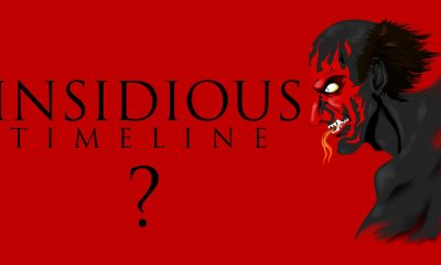 InsidiousTimeline - The Insidious Timeline: What Can We Expect From Insidious: The Last Key?