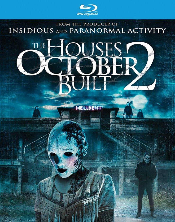 TheHousesOctoberBuilt2Bluray - Win a Copy of The Houses October Built 2 on DVD!