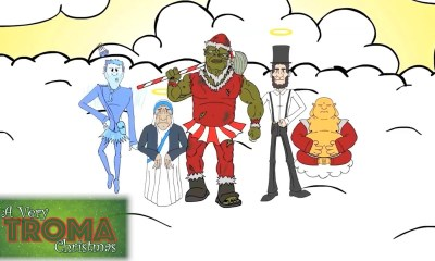 TromasXmas - A Very Troma Christmas! Animated Special Is A Must-See Holiday Delight