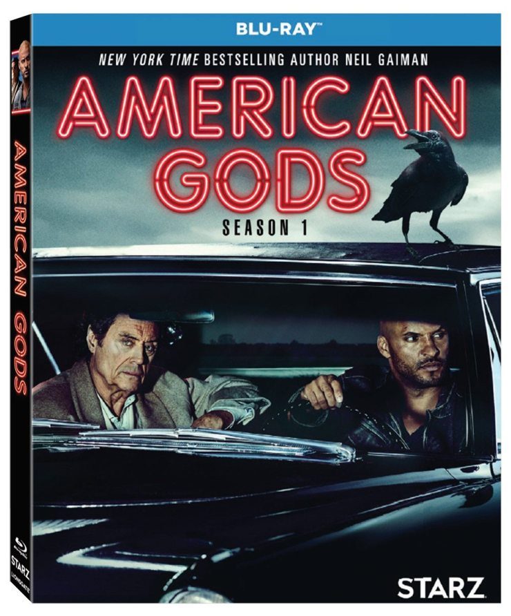 american goods blu ray - Bryan Fuller Removed as Showrunner for American Gods Season 2