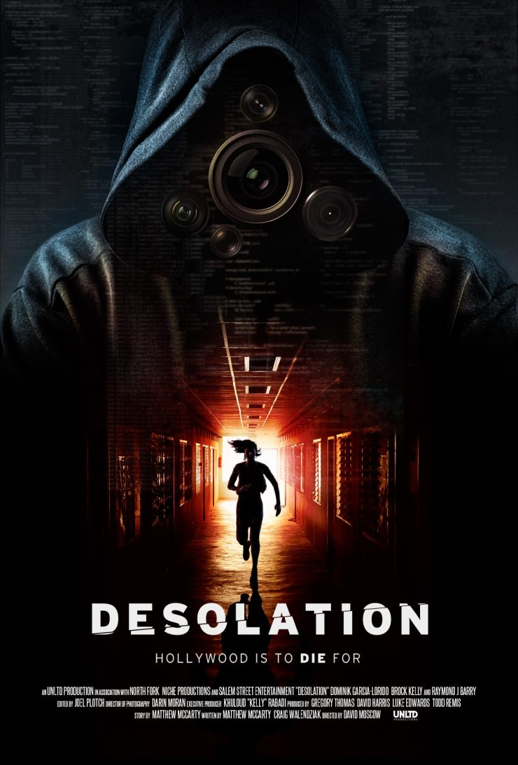 desolation poster - New Desolation Trailer Reminds Us: Never Fall in Love with a Movie Star