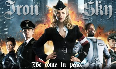 iron sky - Iron Sky 3: The Ark Starring Udo Kier and Andy Garcia Now Filming in China