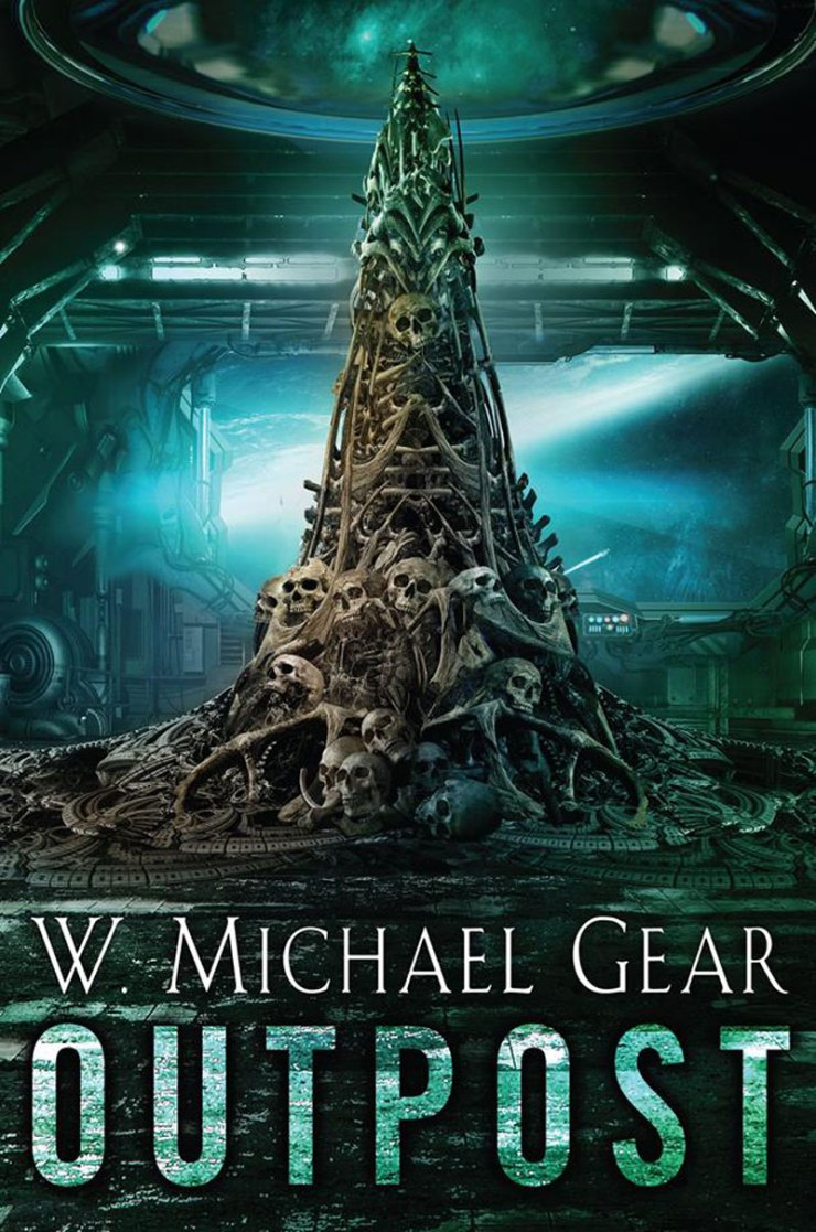 outpost - Head to W. Michael Gear's Outpost for a Dangerous Sci-Fi/Horror Adventure