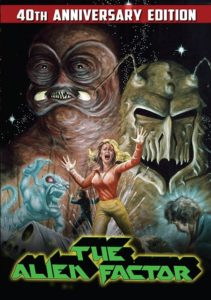 Alien Factor The 1978 211x300 - DVD and Blu-ray Releases: January 9, 2018
