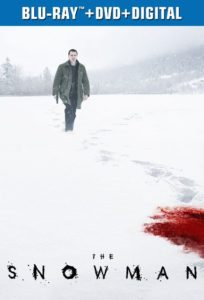 Snowman The 2017 204x300 - DVD and Blu-ray Releases: January 16, 2018