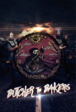 butcherthebakersposter 203x300 - Butcher The Bakers Review -  Even The Grim Reaper's Got His Slow Days