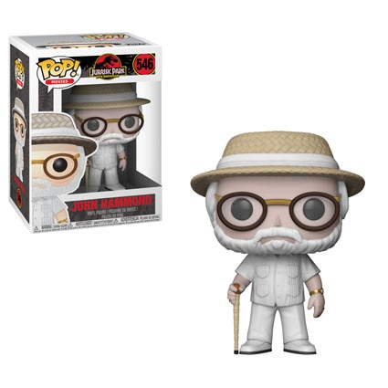 funko jurassicpark2 - Funko Giving Jurassic Park the Pop! Treatment as Only They Can