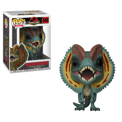 funko jurassicpark7 - Funko Giving Jurassic Park the Pop! Treatment as Only They Can