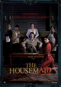 housemaid poster 211x300 - Exclusive: This Clip From The Housemaid Grabs You By the Throat