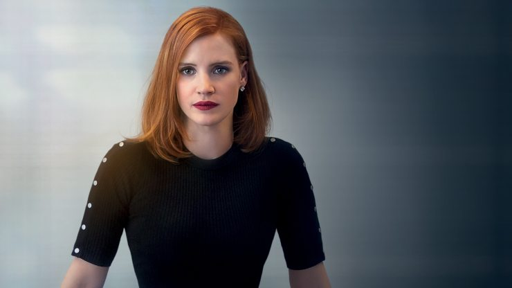 jessica chastain - Who Should Play the Losers' Club as Adults in IT: Chapter 2?