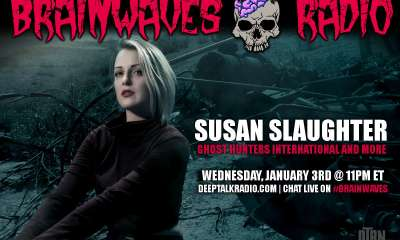 susan slaughter brainwaves - #Brainwaves Episode 71 Guest Announcement: Susan Slaughter - Ghost Hunters International and More!