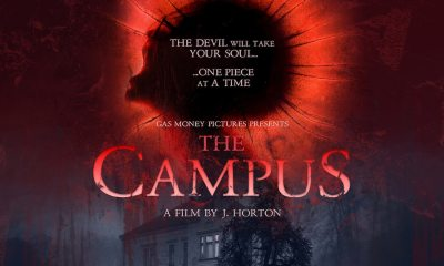 the campus banner - Exclusive: Trailer, Photos, and Release Dates for J. Horton's The Campus