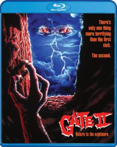 the gate 2 239x300 - Gate II Blu-ray Review - The Forgotten Sequel To An '80s Cult Classic