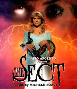 thesectkeyart 259x300 - Dario Argento-Produced Film The Sect Getting Blu-ray Release