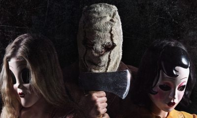 thestrangerspreyatnightbanner - Exclusive: Stars of THE STRANGERS: PREY AT NIGHT Discuss Their Scariest Scene