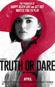 truthordareposter 189x300 - Would You Be Up For Truth or Dare 2?