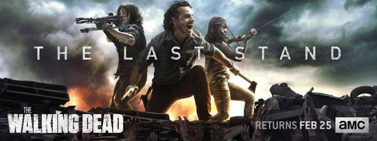 the walking dead season 8b key art unveiled dread central